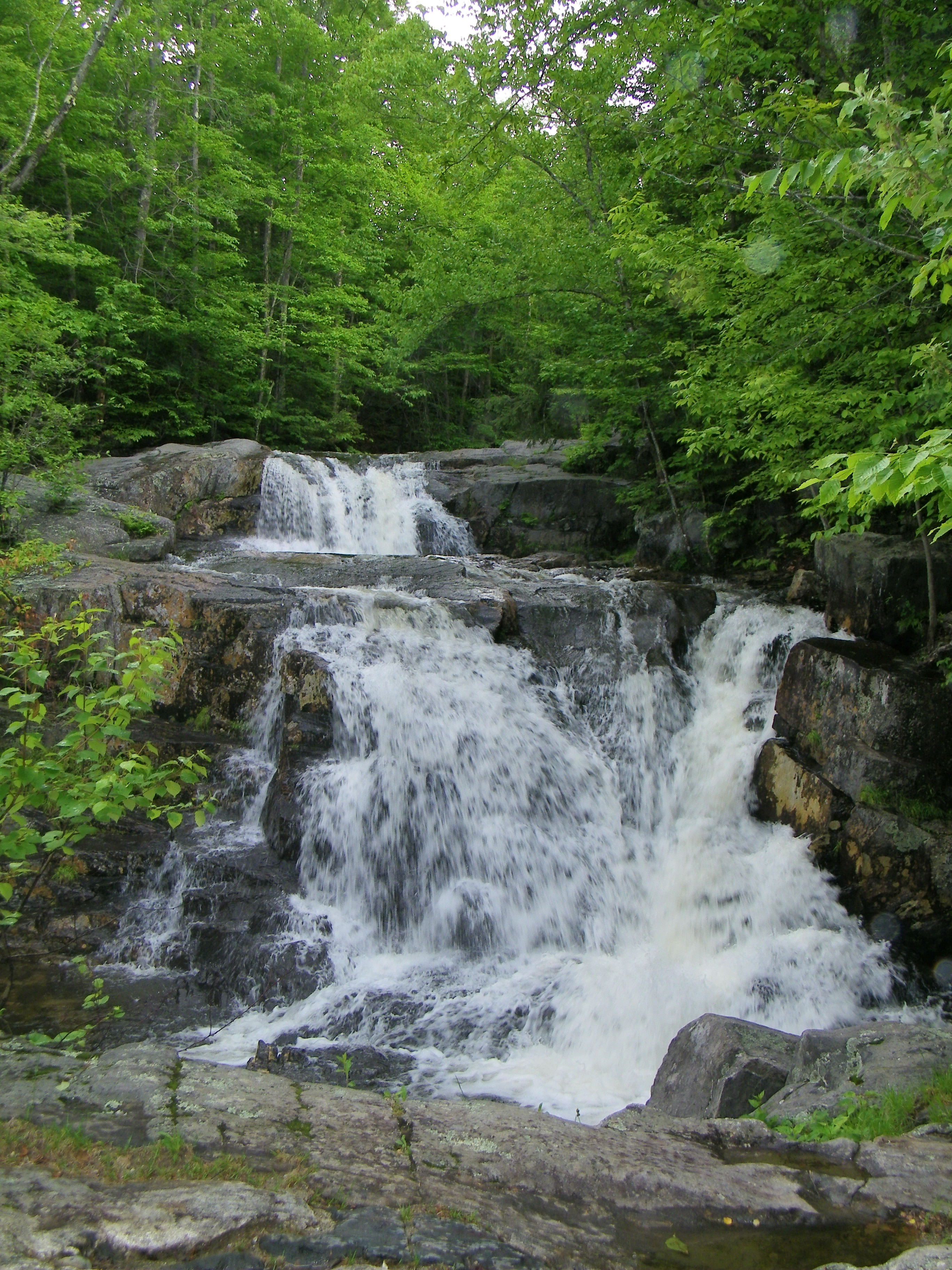 Random Waterfalls in NH