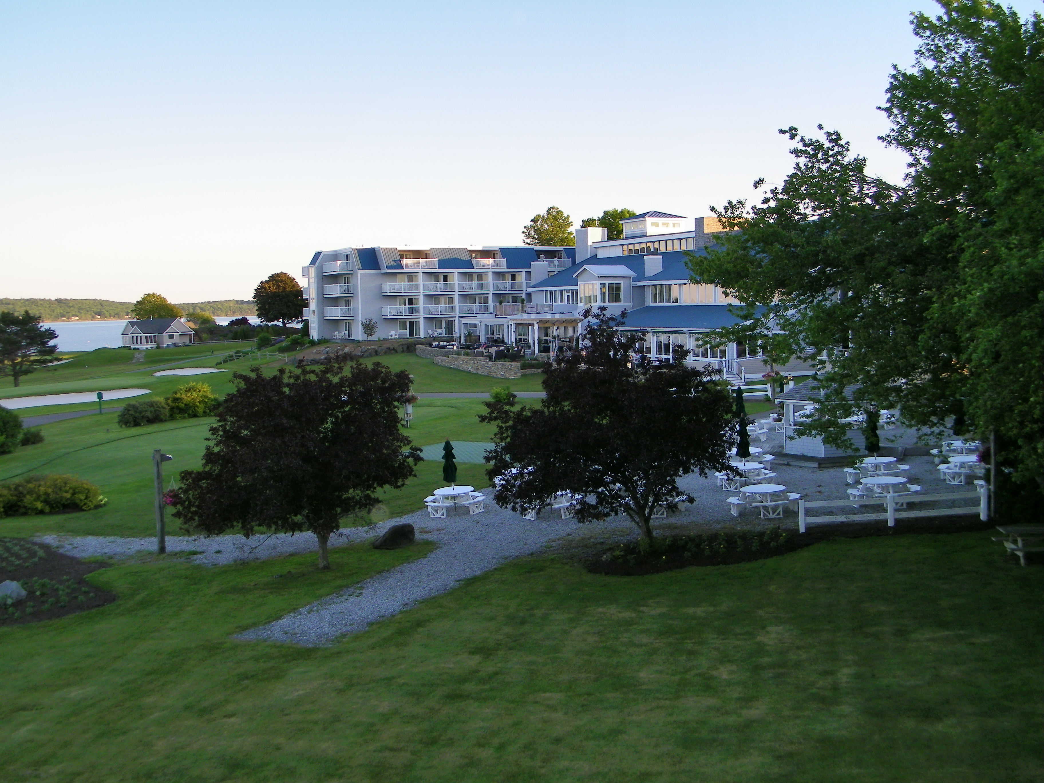 Samoset Resort, Rockland, Maine