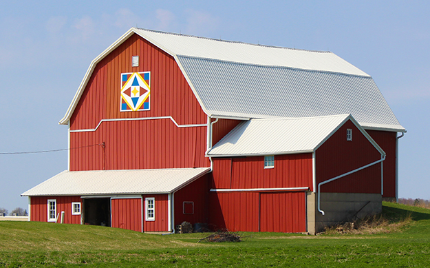 Wisconsin Barn Quilts